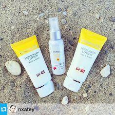 Repost from @nxatey: Summer is beautiful with #HortalezaMD #sunscreen #HBCsummer #travel #summerlove #hbcsummerisbeautiful #HMDBeautifulSummer