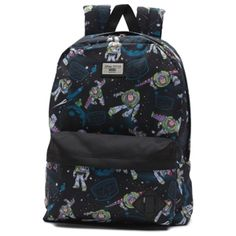 MOCHILA BUZZ LIGHTYEAR OLD SKOOL II