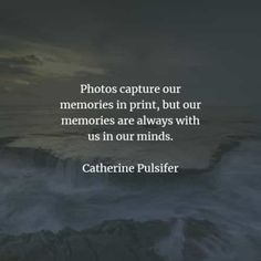 75 Memories quotes and sayings that'll teach you a lesson. Here are the best memories quotes and inspirational memories sayings to read from. Good Memories Quotes, Memories Faded, Bad Memories, Marilynne Robinson, Life Before You, Gabriel Garcia Marquez, Terry Pratchett, Haruki Murakami, Short Inspirational Quotes