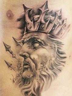 Poseidon by John Maxx