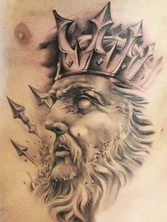 Realism Religious Tattoo by John Maxx | Tattoo No. 7137