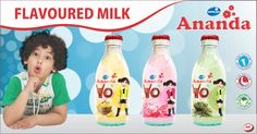 Gopaljee Ananda #FlavouredMilk -  #GopaljeeAnanda Flavoured Milk is known for all the goodness of pure and fresh #milk  combined with the magic of special flavours.