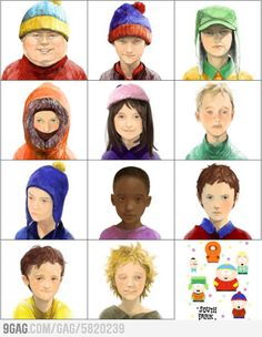 What South Park would look like