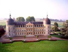 Château de Digoine, France