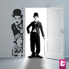 Decorate your home with your favorite film character! More ideas here!