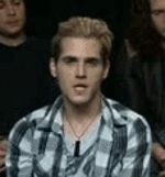 Mikey makes the greatest expressions