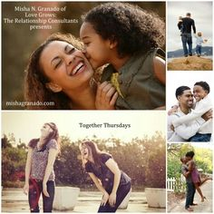 ***Together Thursdays*** Many of our posts for #Thursdays have focused on #romantic #relationships, but today we want to focus on the importance of cultivating and nurturing all of the relationships in your life. We are an advocate of 1 of 1 time, especially for #parents. For our clients we recommend engaging in 'Our Day' weekly with each of your immediate family members. Our day does not have to consist of the entire day; an hour is a great starting place. Block off the time on your…