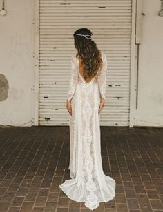 Tendance Robe du mariée 2017/2018 Grace Loves Lace Dress