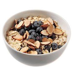 Blueberry & Toasted Almond Muesli - Fitnessmagazine.com