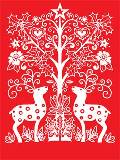 Designed by Cressida Carr Gallery, Christmas, Design, Home Decor, Art, Yule, Art Background, Navidad, Decoration Home