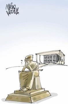 Mensalão envergonha Justiça brasileira