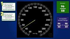 http://www.meganmedicalpt.com/ LearningTools: Blood Pressure Basics - Audio-Visual Coordination Skills