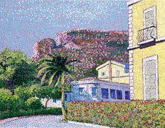 "Saatchi Art Artist Ju Chul Kim; Painting, ""Monaco"" #art"