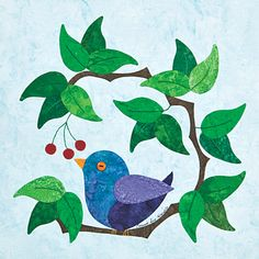 haidlereduced 100 Blocks Blog Tour: Day 1 Welcome, GBird in the Boughs iveaways!