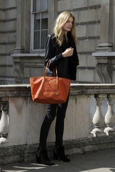 London Street Style - StreetStyle - Moda Otoño Invierno 2012 - Tendencias, glamour y celebrities - ELLE.ES