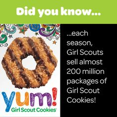 1000 images about girl scout cookie time on pinterest