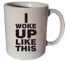 If only I drank coffee..
