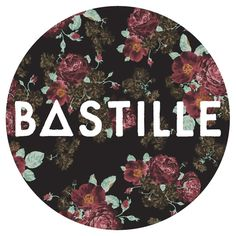 Bastille Floral Logo by davelizewski