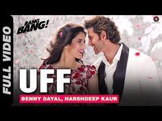 UFF Full Video | BANG BANG! | Hrithik Roshan & Katrina Kaif | HD - YouTube