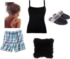 """""""pajama 3"""" by lovemylife ❤ liked on Polyvore"""