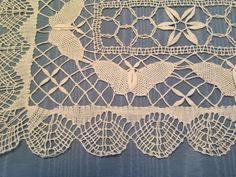Vintage Cluny linen Cluny Lace doily vintage by LaceAtMidnight