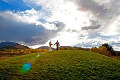 Wedding Photos - Aspen Meadows Resort - Wedding Resorts in Aspen Colorado Bush Wedding, Snow Wedding, Autumn Wedding, Wedding Ceremony, Wedding Flowers, Reception, Aspen Hotel, Aspen Colorado, Wedding Places