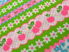 Soldout Pinks Original Fabric 103 - 手芸 通販 アンティーク ファブリック ピンクス