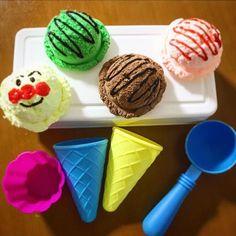 粘土で作る本物そっくりなアイスクリームの作り方♡ – Handful[ハンドフル]