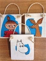 Kuvis ja askartelu 2 - www.opeope.fi Crafts To Do, Wood Crafts, Crafts For Kids, Art Club, Reusable Tote Bags, Classroom, Textiles, Creative, School