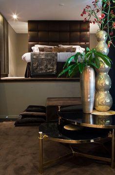 The Netherlands / Huizen / Head Quarter / Show Room / Bed Room / Eric Kuster / Metropolitan Luxury