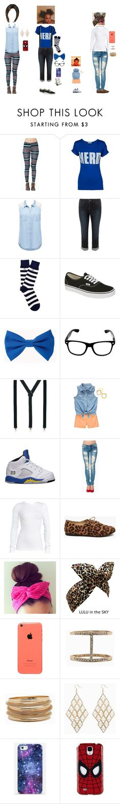 """""""Today's Outfits16"""" by kenyapeters ❤ liked on Polyvore featuring A'GACI, Forever New, Monsoon, Gant Rugger, Vans, Forever 21, ASOS, Retrò and Wet Seal"""