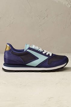 Brooks Chariot Trainers - anthropologie.com