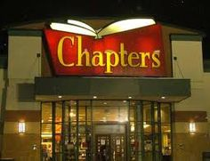 chapters bookstore - Google Search