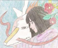 ~ El viaje de Chihiro (千と千尋の神隠し) ~  ¬ Nigihayami Kohaku «Haku» Nushi (ニギハヤミコハクヌシ)
