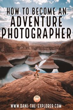 Jan 2020 - Want to know how to become an adventure photographer? Outdoor travel influencer Dani The Explorer gives you her top tips on making it happen. Keep reading! Photography Guide, Adventure Photography, Outdoor Photography, Photography Business, Digital Photography, Canon Photography, Iphone Photography, Beginner Photography, Photography Women