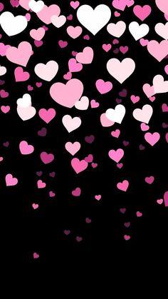 Valentines Wallpaper Iphone, Glitter Phone Wallpaper, Blue Butterfly Wallpaper, Cute Fall Wallpaper, Halloween Wallpaper Iphone, Wallpaper Space, Heart Wallpaper, Cute Wallpaper Backgrounds, Wallpaper Iphone Cute