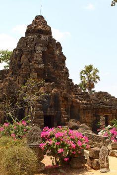 #Cambodia - Tonle Bati Ta Prohm temple ©Michel Gotin
