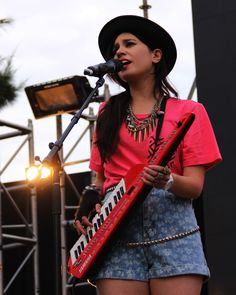 Javiera Mena en Represent Chile Adidas, Parque las Esculturas, SCL, Diciembre 2012. Baseball, Chile, Alternative, Adidas, Singers, Musica, Star, December, Park
