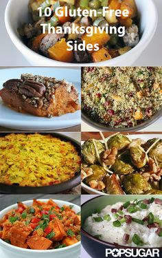 Delicious gluten-free sides for your Thanksgiving dinner!