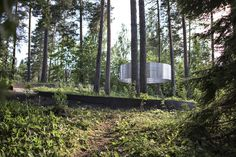 "3RW's ""The Clearing"" Memorial Opens at Norway's Utøya Island on 4th Anniversary of Tragedy"