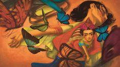 Artículo. Sobre la publicación del último libro ilustrado por Benjamin Lacombe. Frida.