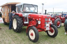 Billedresultat for deca deutz a 144 Vintage Tractors, Old Tractors, Classic Tractor, Old Trucks, Antique Cars, Vehicles, Germany, Seed Drill, Tractor