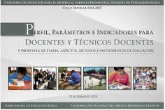 aLeXduv3: Perfil, Parámetros e Indicadores para Docentes y Técnicos Docentes