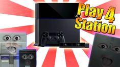 awesome PlayStation 4 // Cortometraje (trailer) (Guerra de consolas)