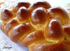 Limara péksége: Foszlós kalács nyolcas fonással