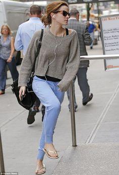 Emma Watson New York City May 29 2013