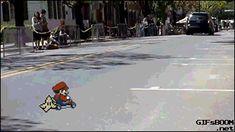 Ese Mario es un loquillo