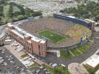 Info on  touring Michigan Stadium for a fee.