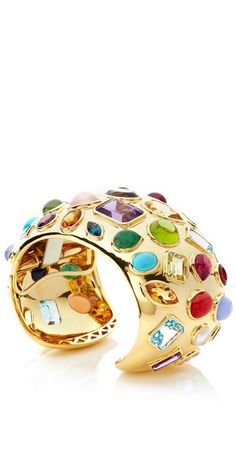 Seaman Schepps 50'S Cuff In Multi Color