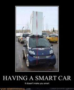 fur alle die glauben man könne niedrigen iQ mit einem neuen auto ausgleichen
